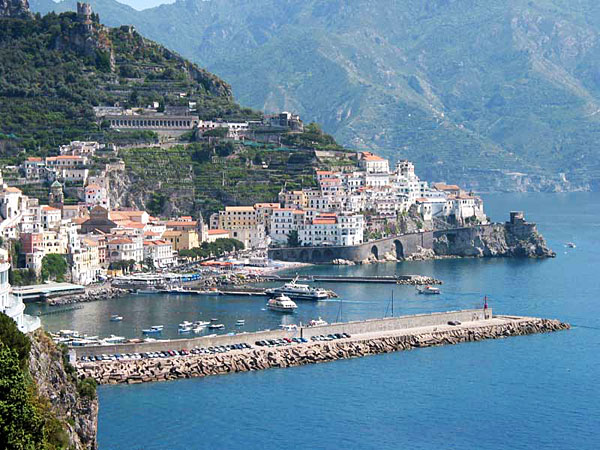 Amalfi Coast Tours from Rome by Euro Ncc Service