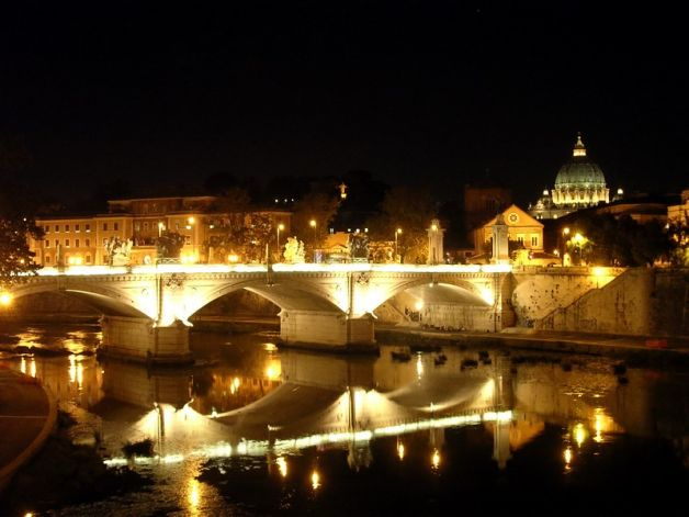 Rome by Nights Tours offered by Euro Ncc service