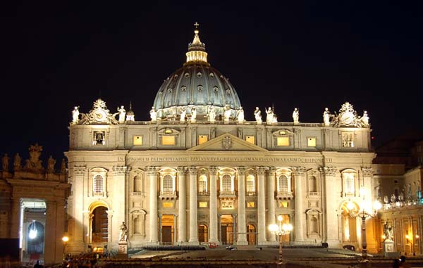 Vatican City Tours offered by Euro Ncc Service