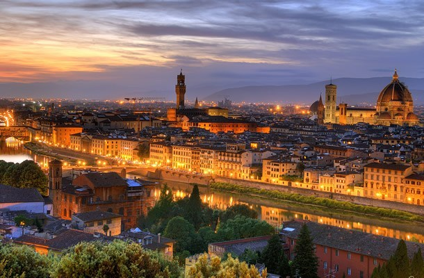 Florence Day Tours offered by Euro Ncc Service